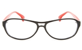VOV 5180 Unisex Full Rim Oval Optical Glasses