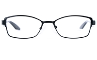 Poesia 6636 Womens Cat eye Full Rim Optical Glasses