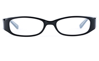 Vista Kids 0568 Acetate(ZYL) Child Oval Full Rim Optical Glasses