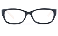 Vista First 0182 Acetate(ZYL)  Unisex Oval Full Rim Optical Glasses